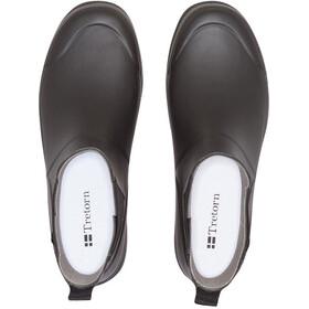Tretorn Eva Låg Rubber Boots Women Dam black/black
